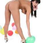 Happy birthday lesbian girls stripping Marta