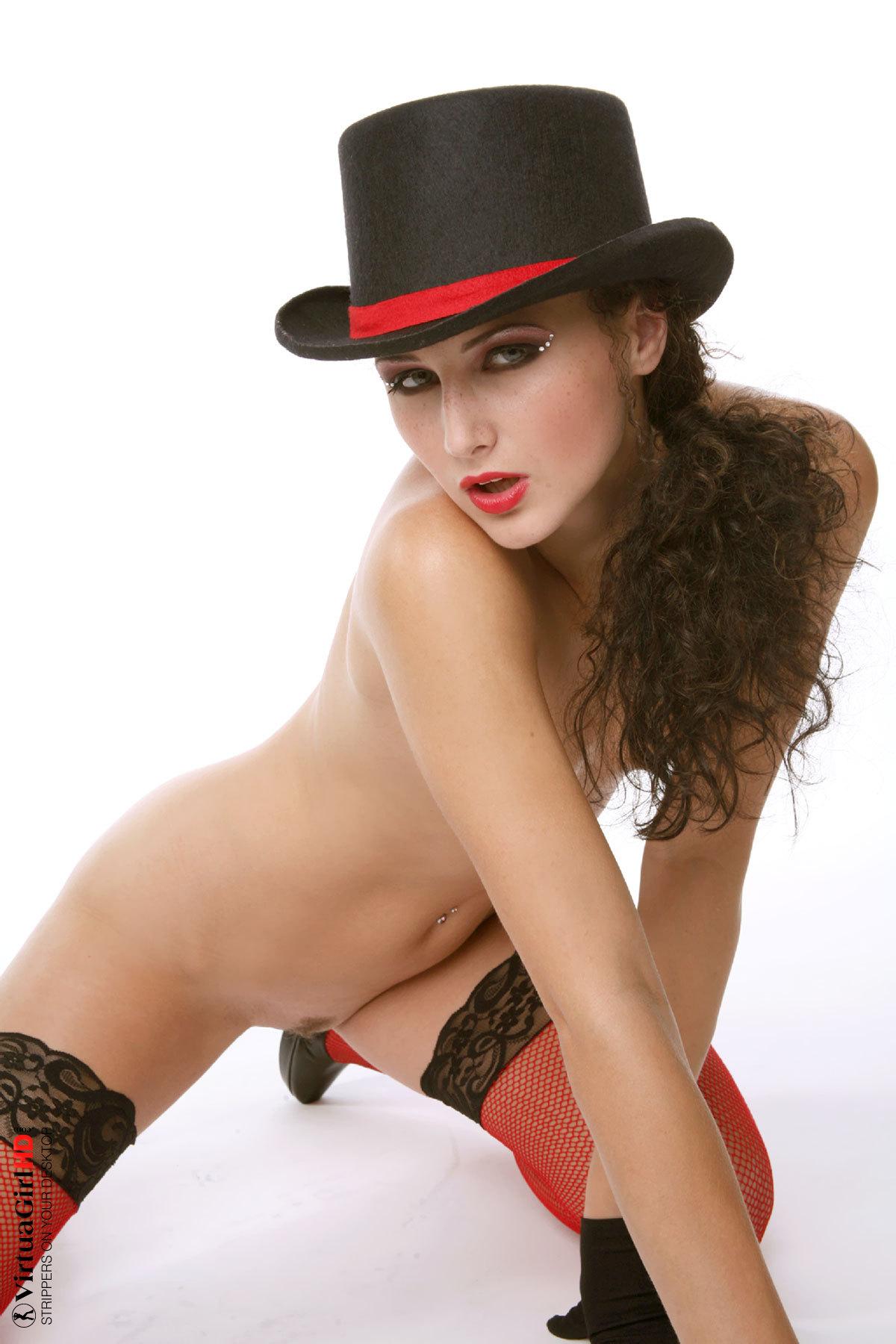 free girls stripping nude