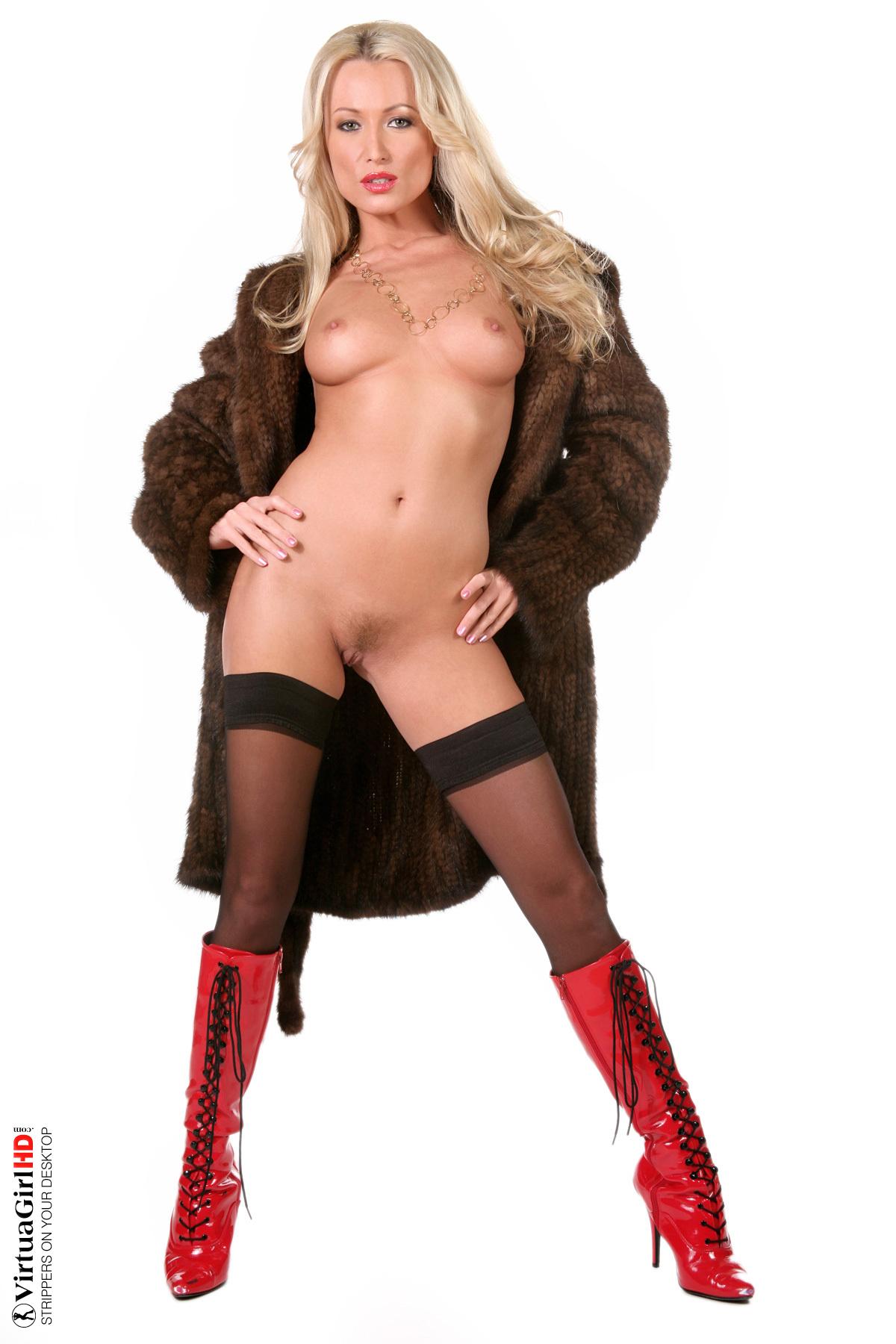 hot girl striptease sexy nude poledance desktop stripper alexsis faye