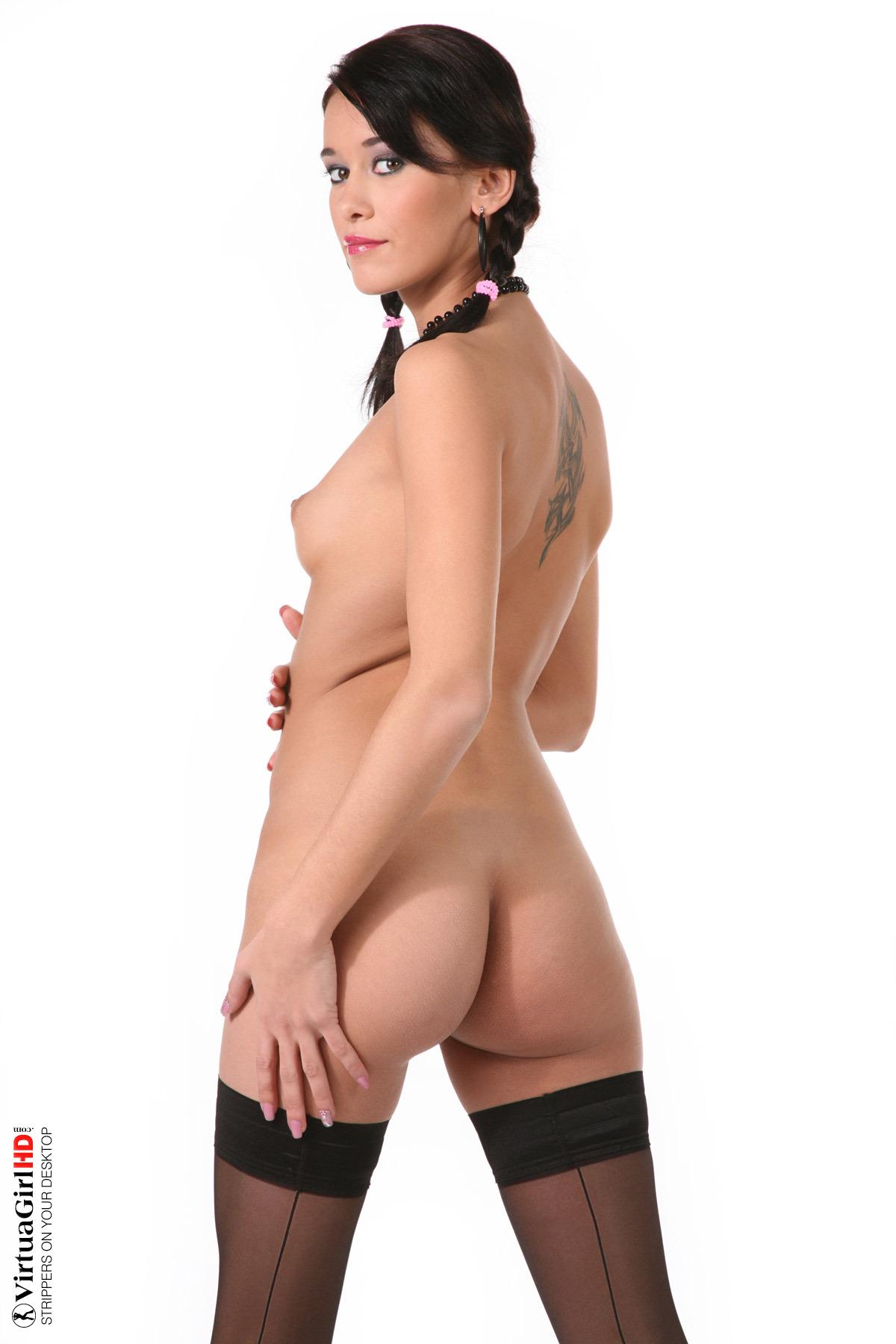 hot emo girls stripping