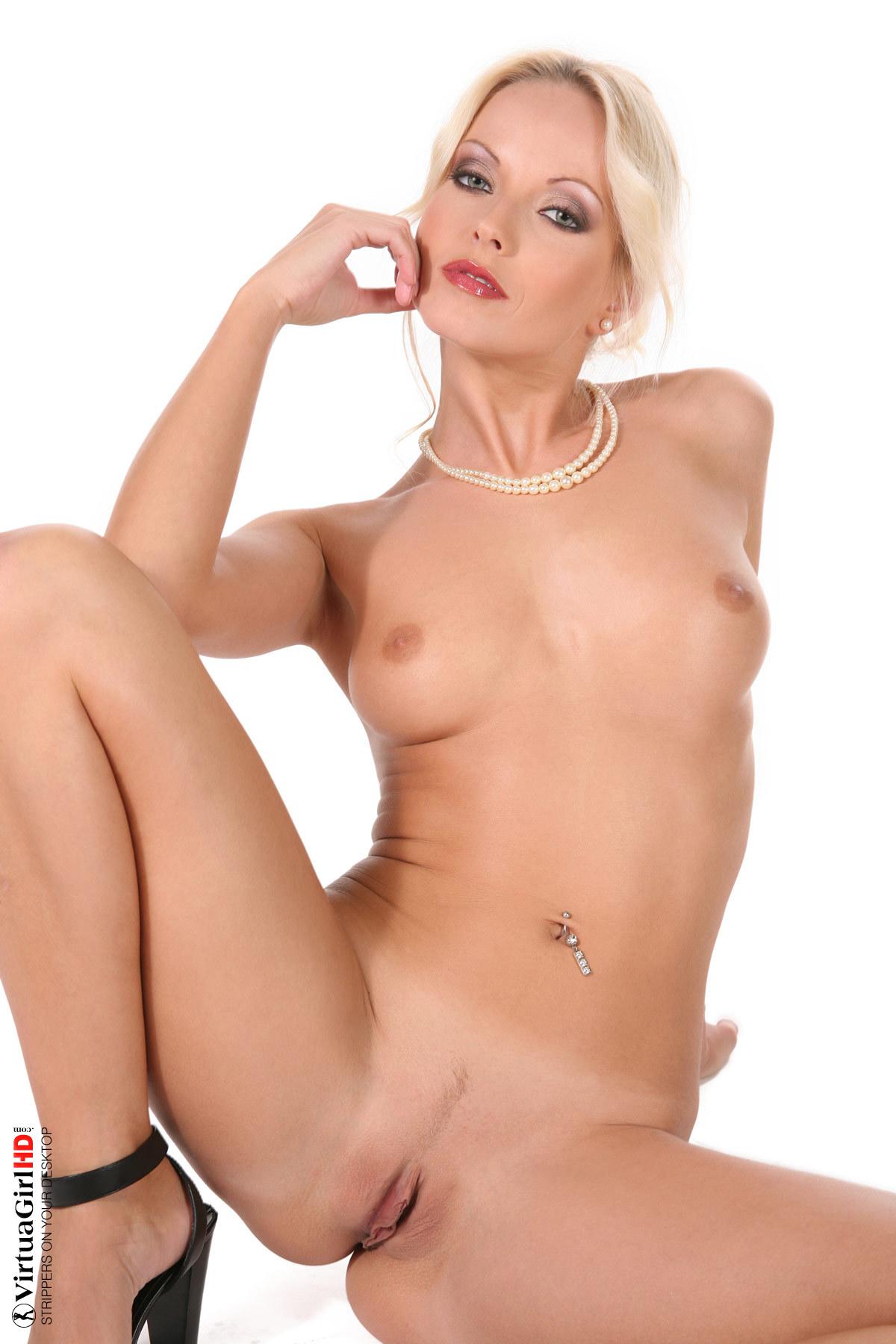 virtuagirl desktop stripper