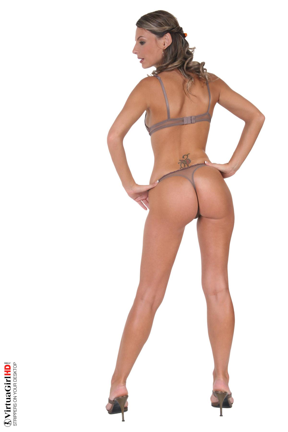 li moon stripper undressing on your desktop