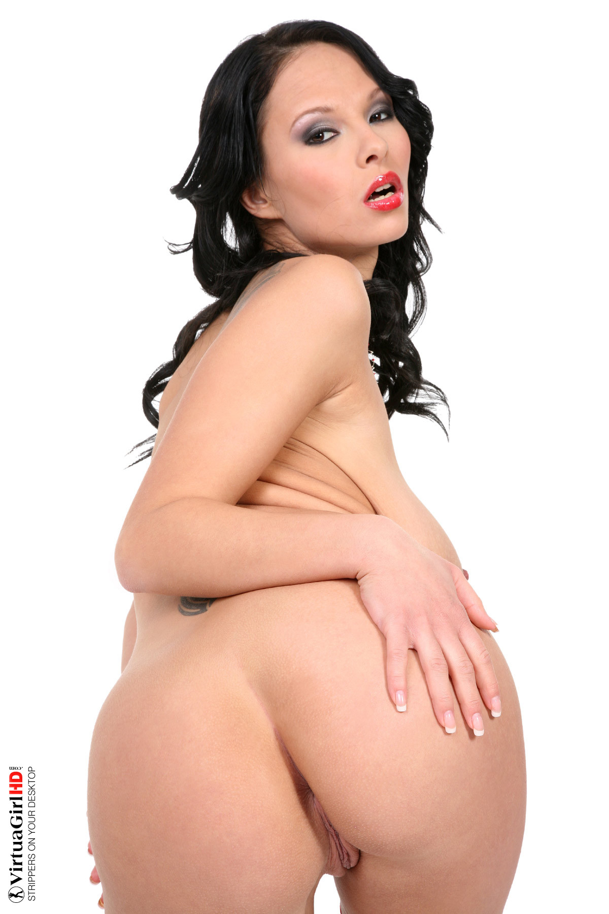 nude stripping girls
