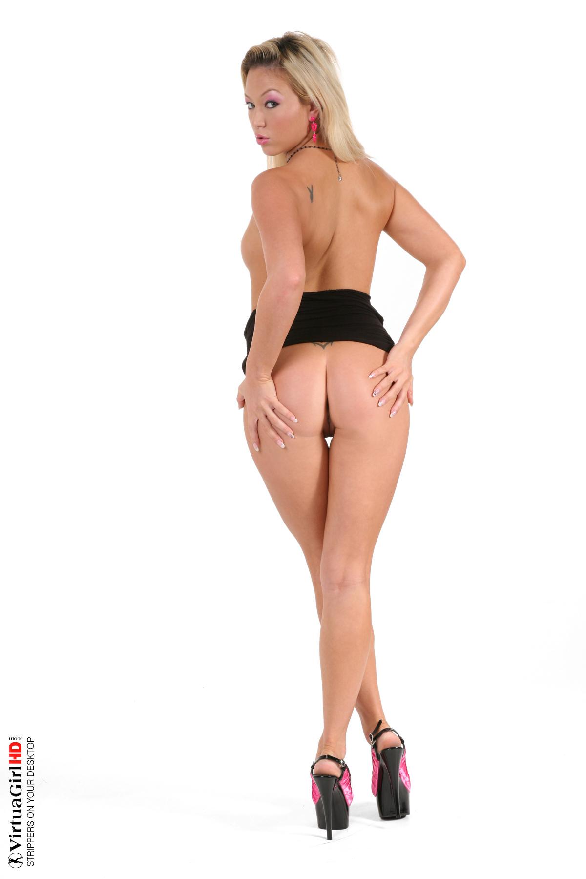 notty girls stripping