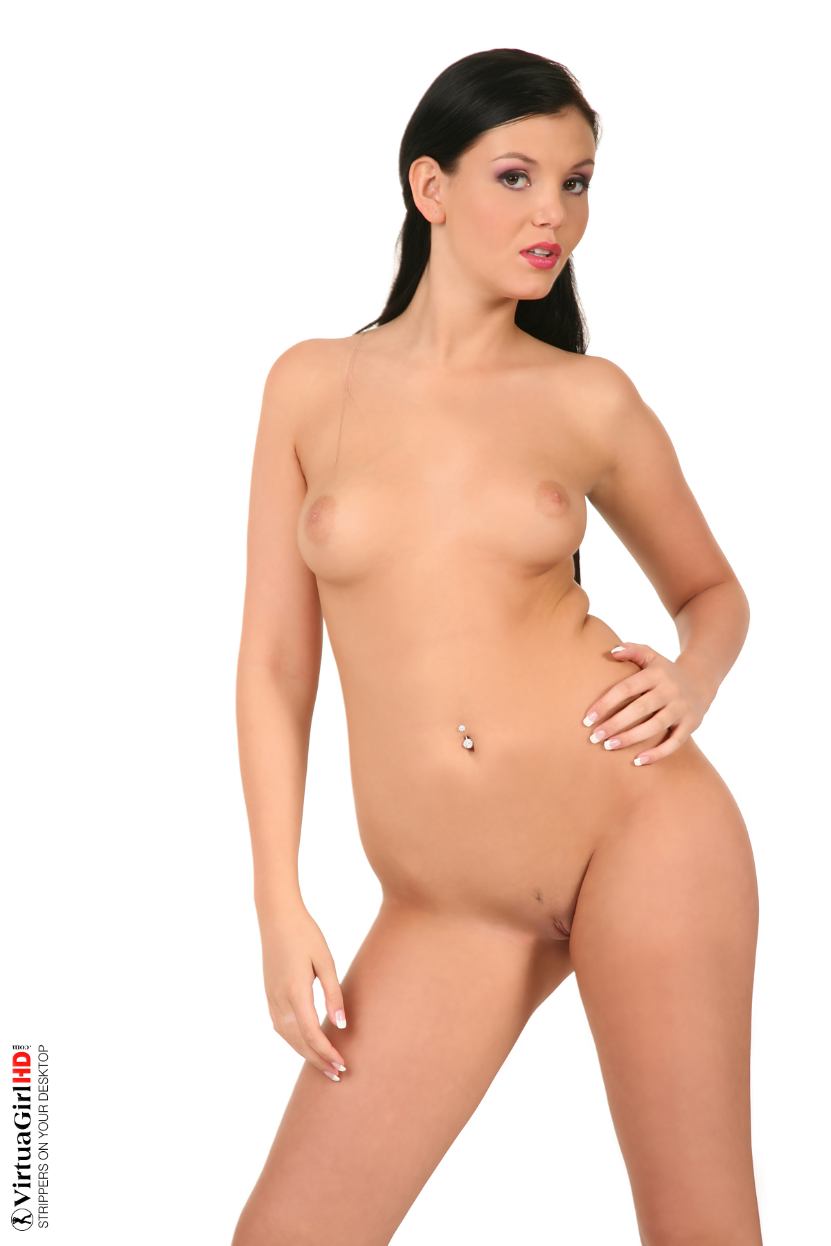ebony girls stripping