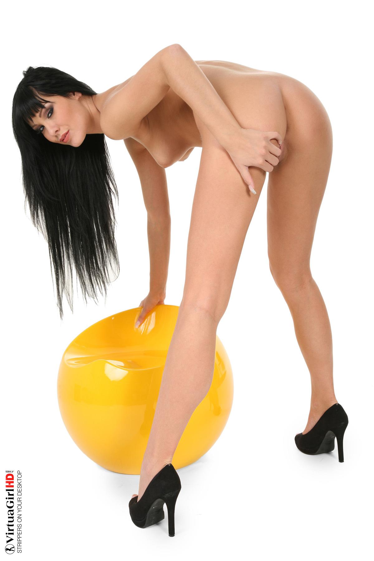 free nude desktop stripper