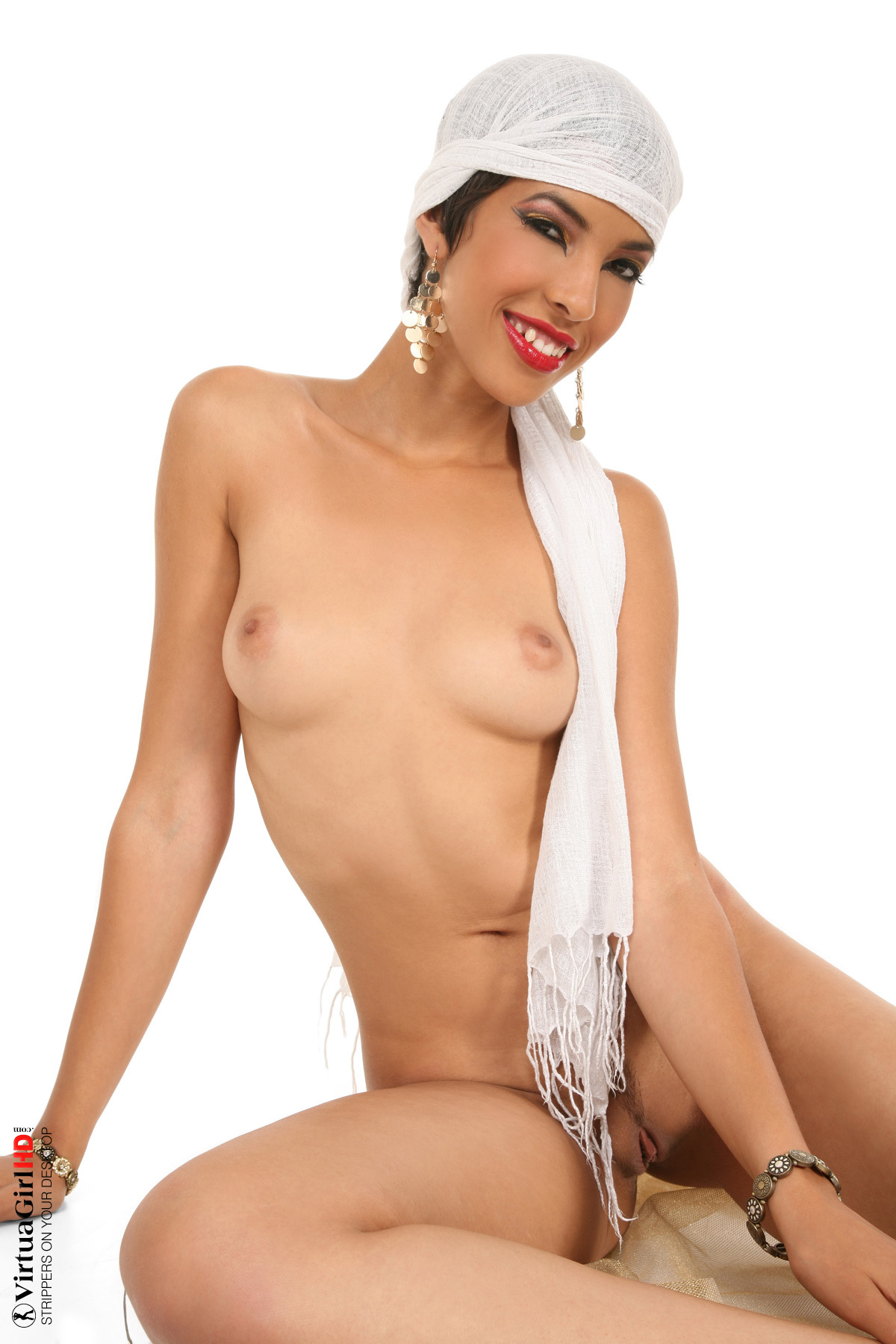 girls stripping tube
