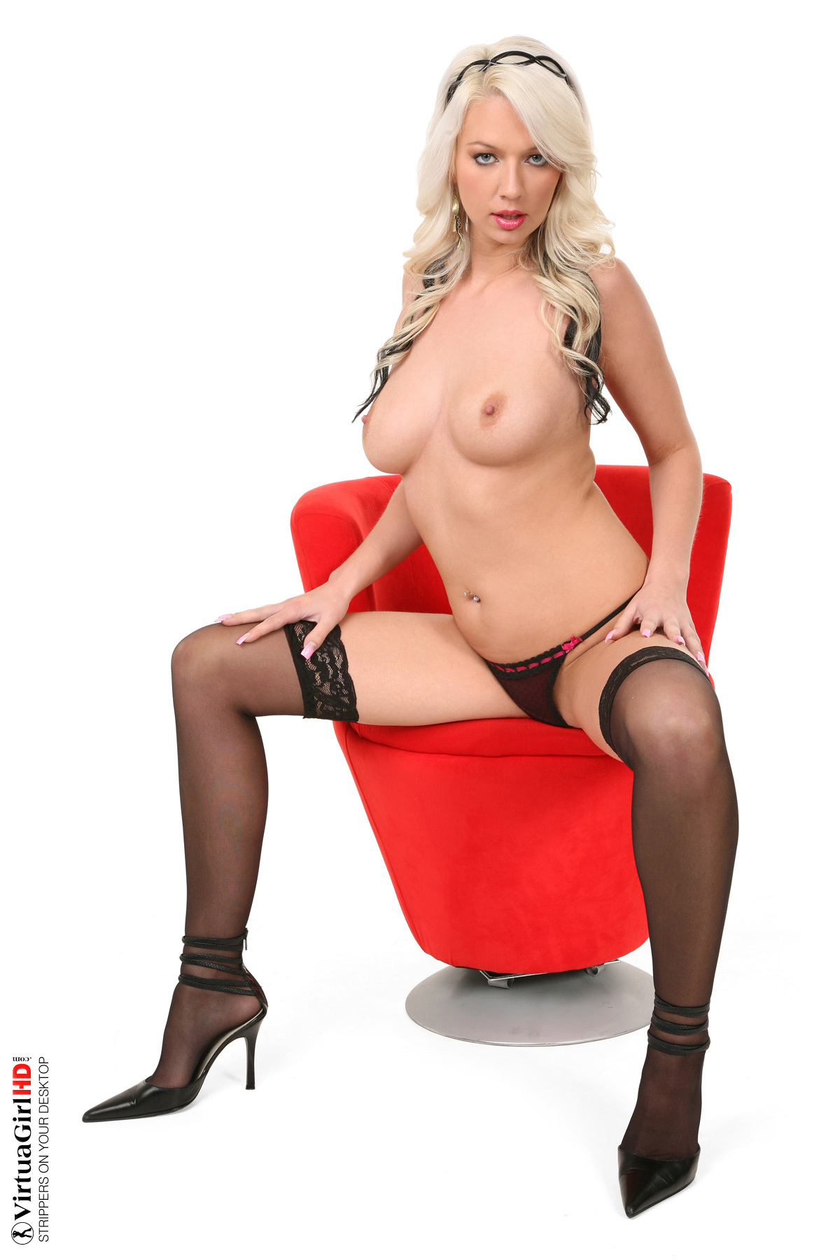 desktop stripper harley quinn