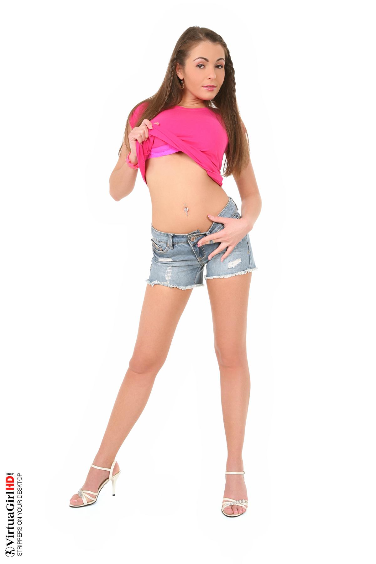mcdinalds girls stripping