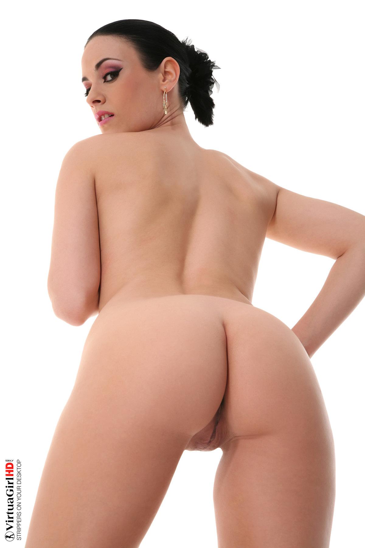 girls stripping in thongs