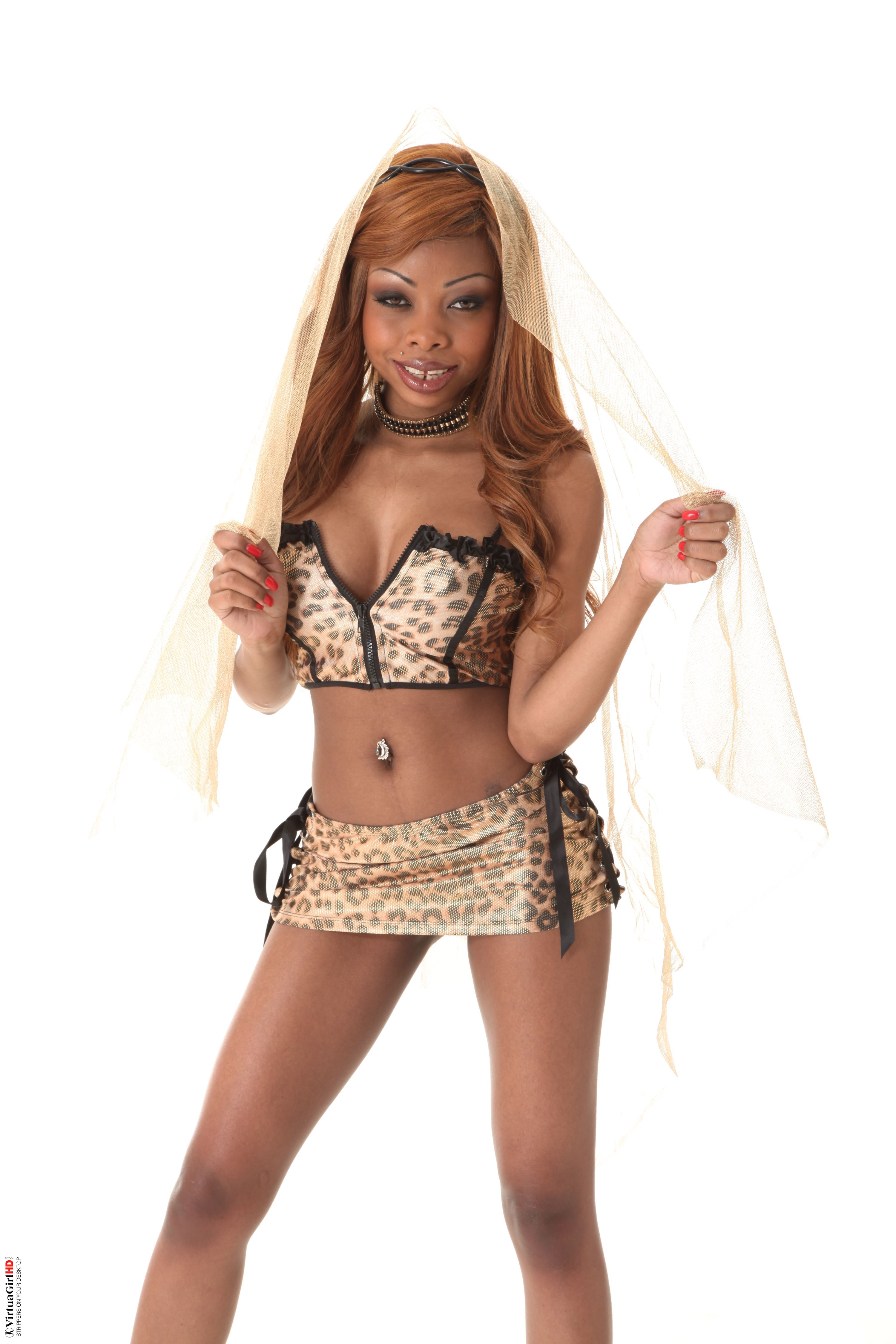 jana horova - desktop stripper - photoshoot & dance