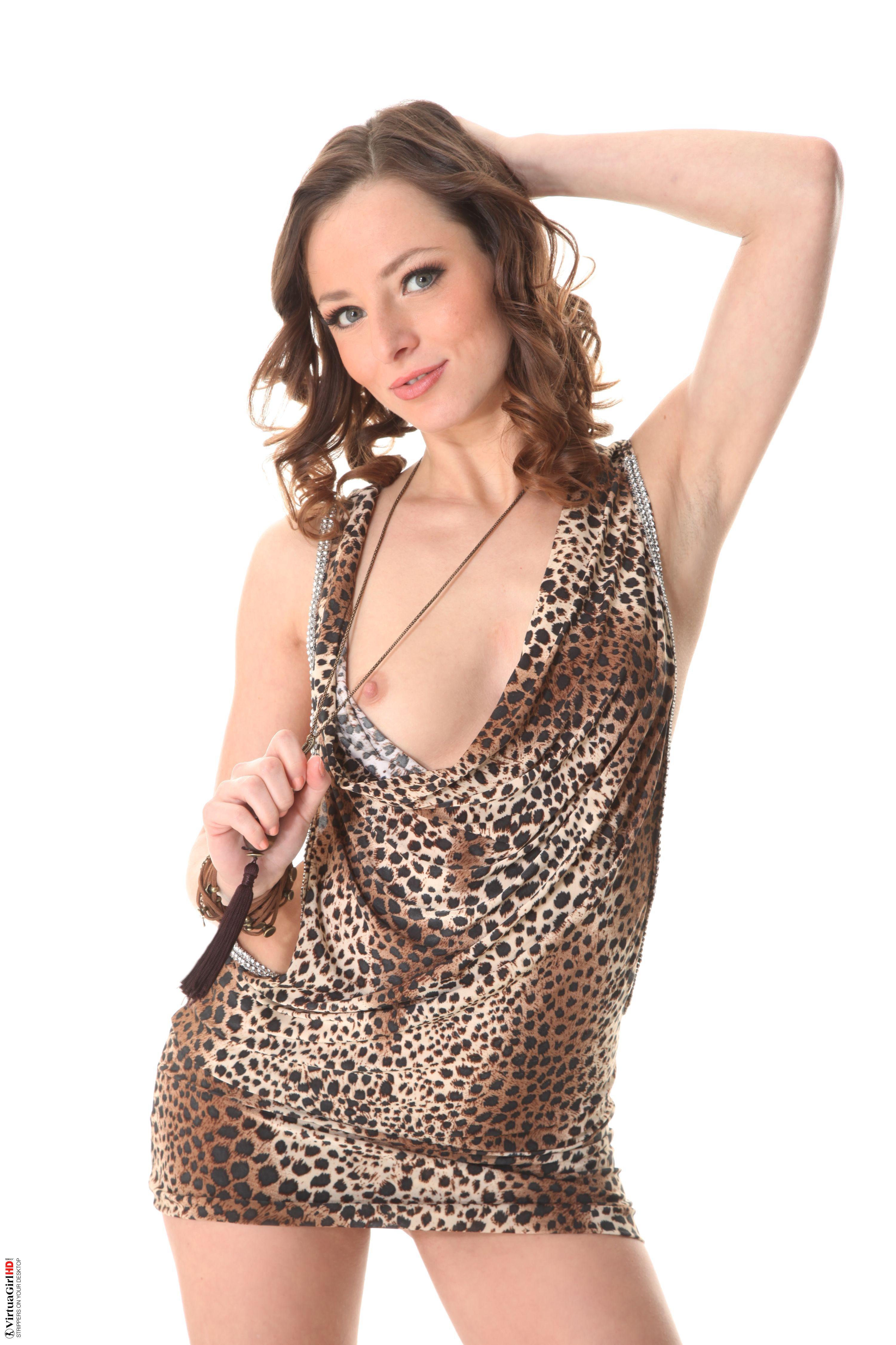 virtual girl stripper desktop