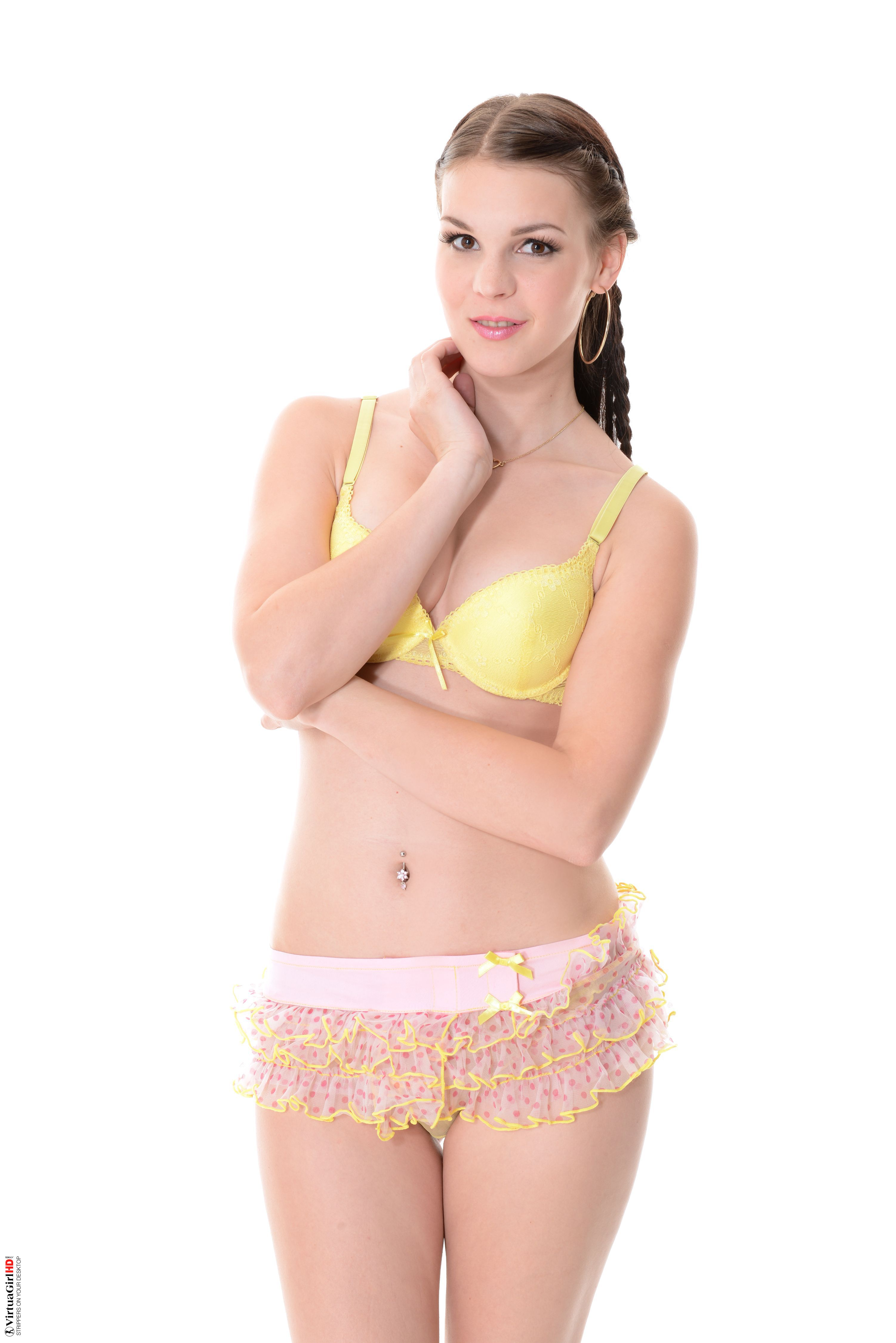 teen girls stripping video