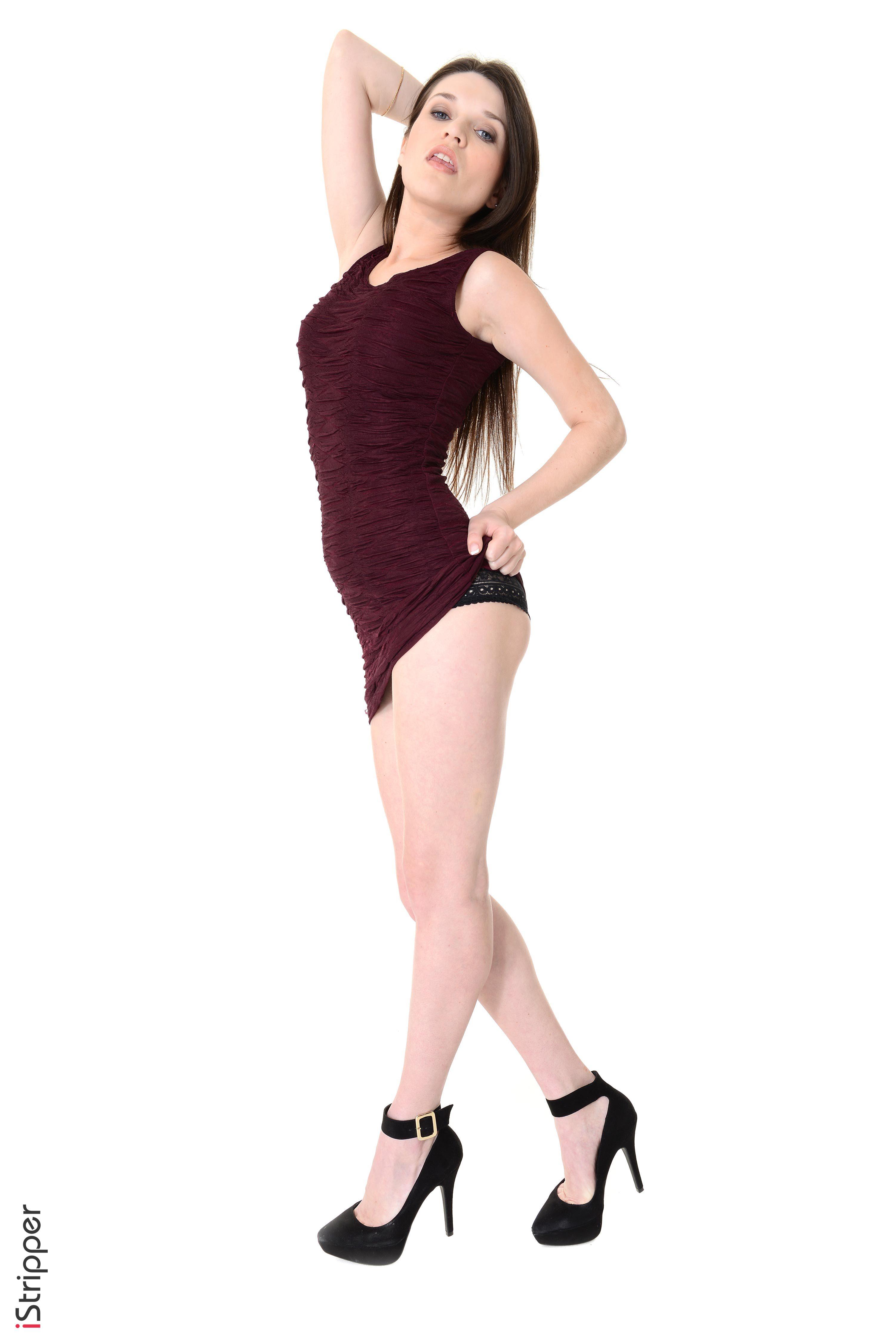 girls stripping in public video