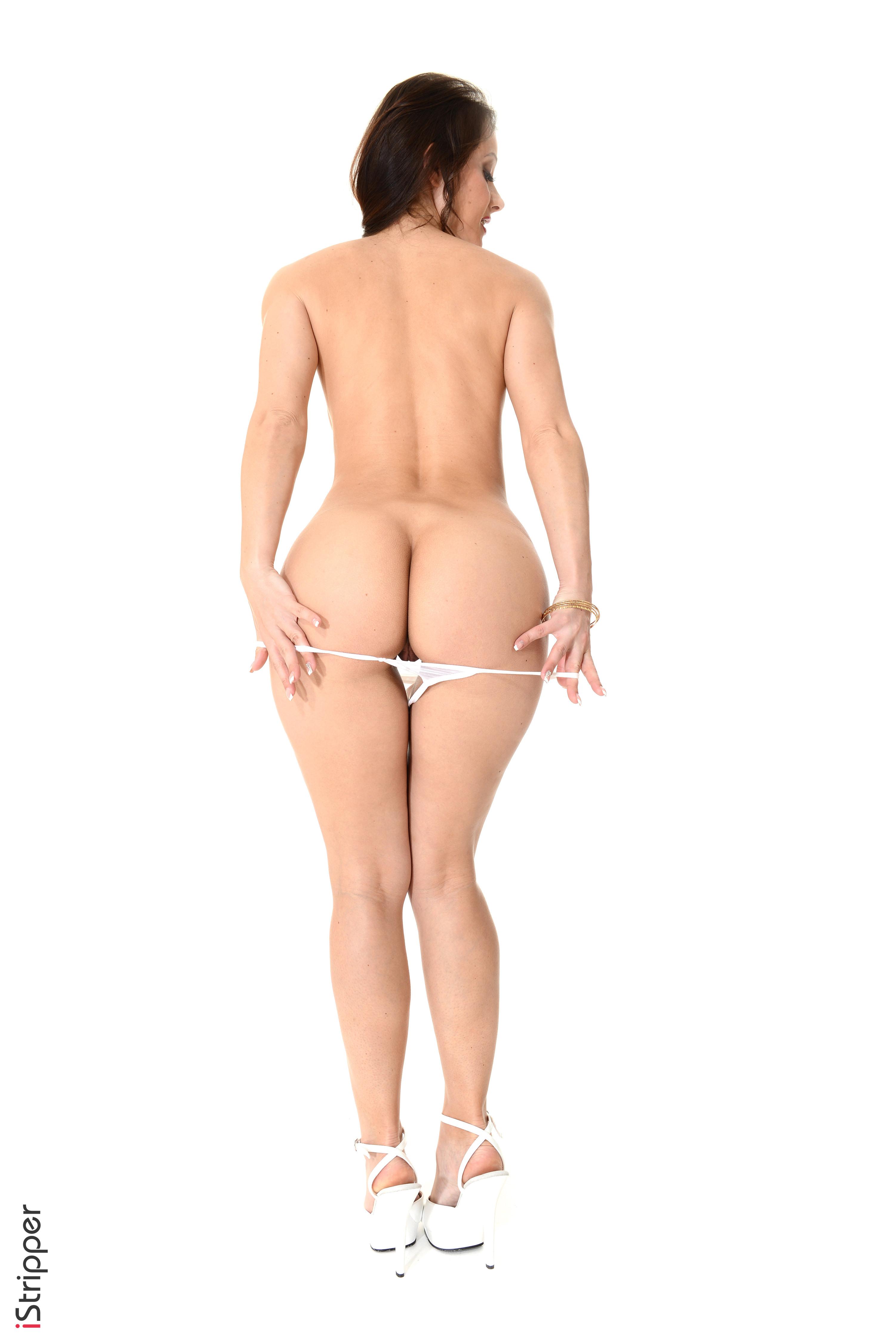 fit girls stripping