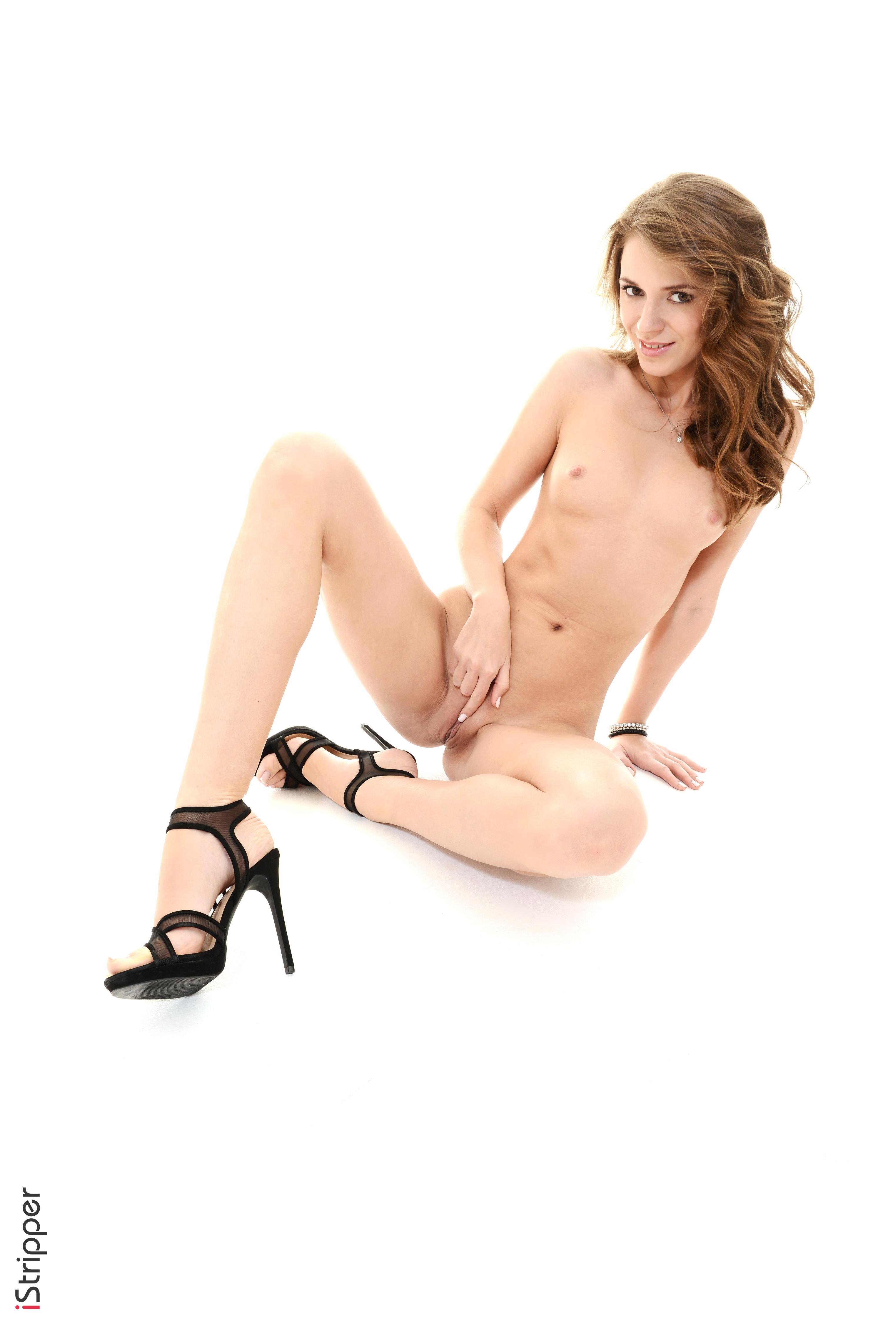 girls stripping slowly