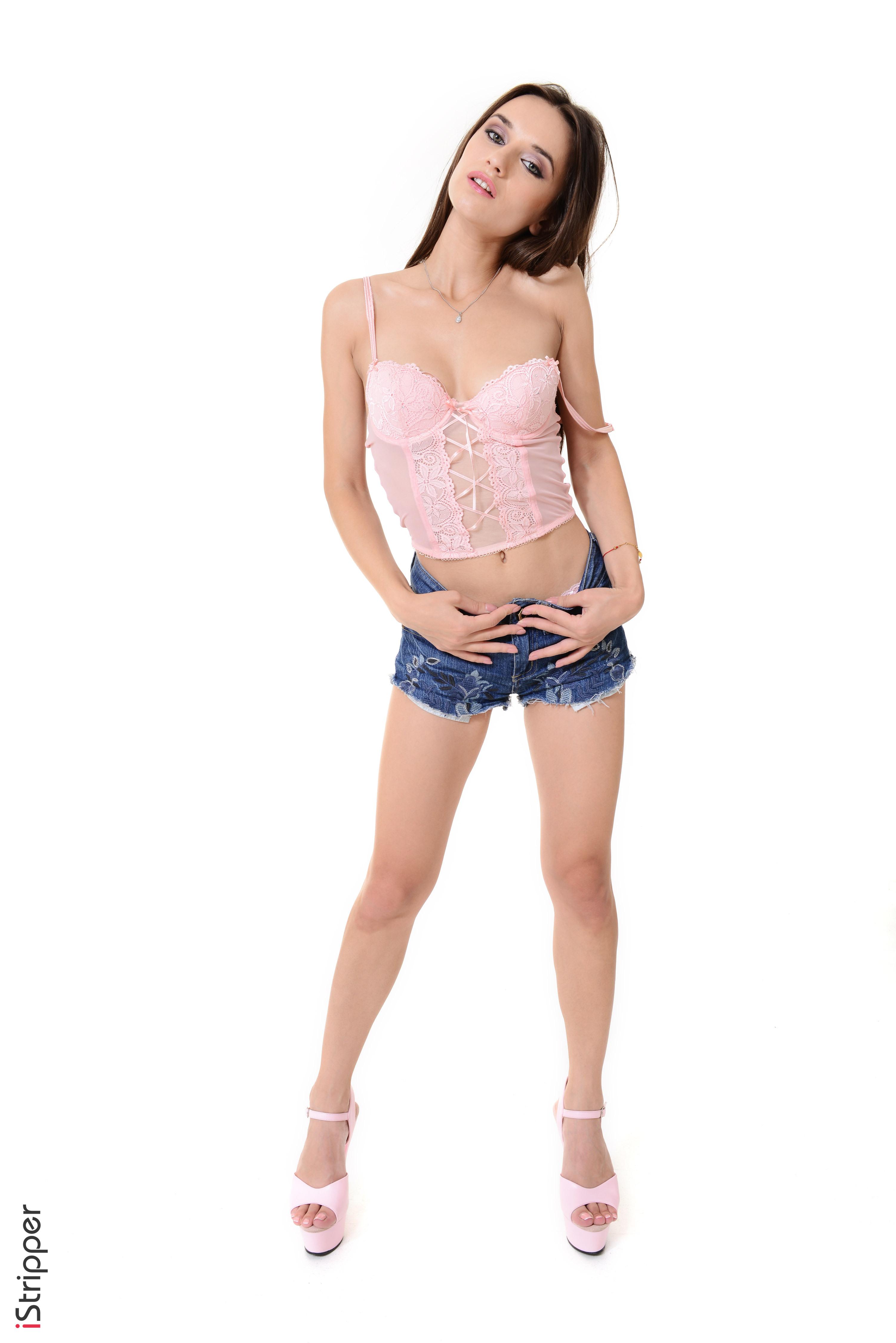 long skirt weared girls stripping images