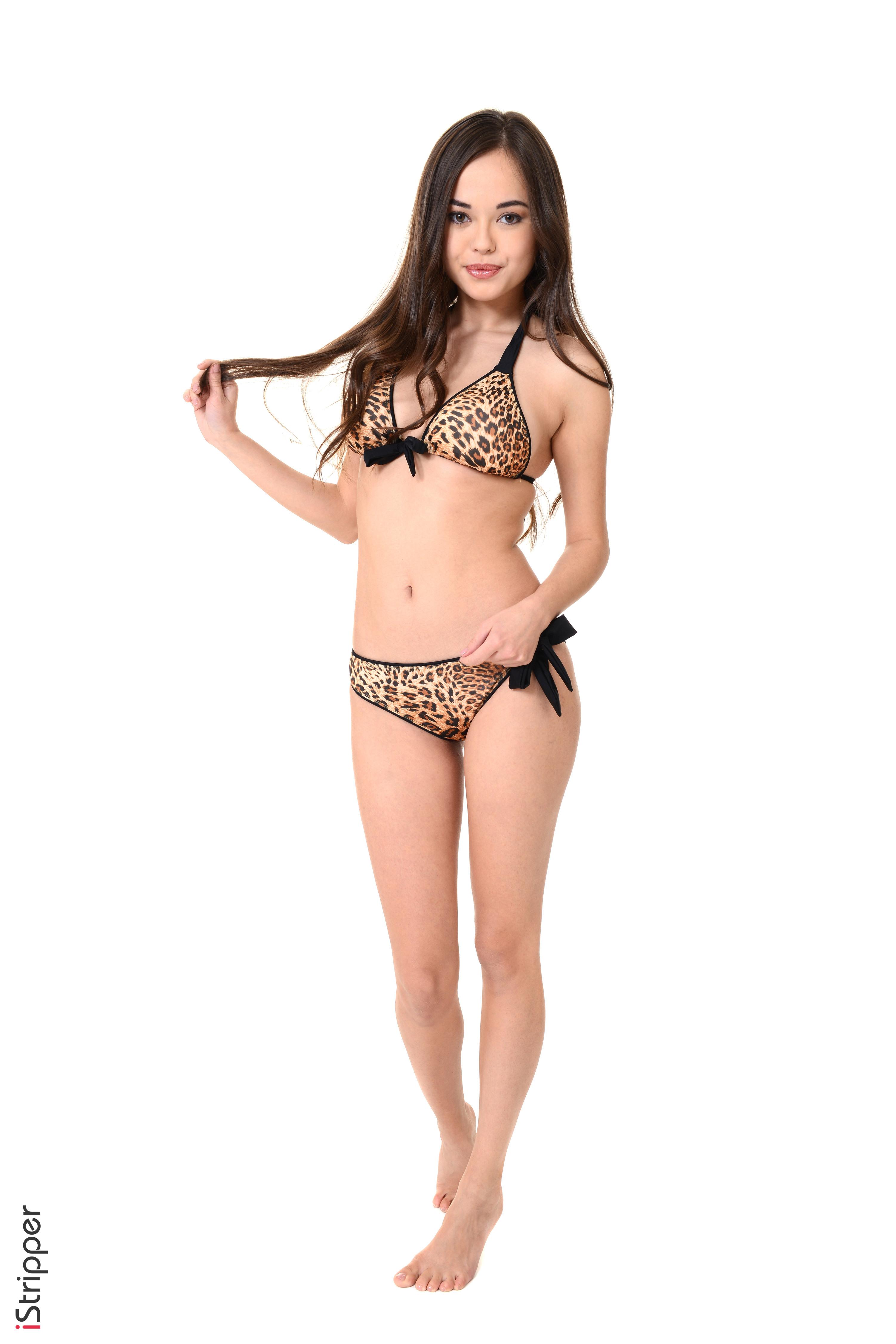 girls stripping nude gifs pink bra
