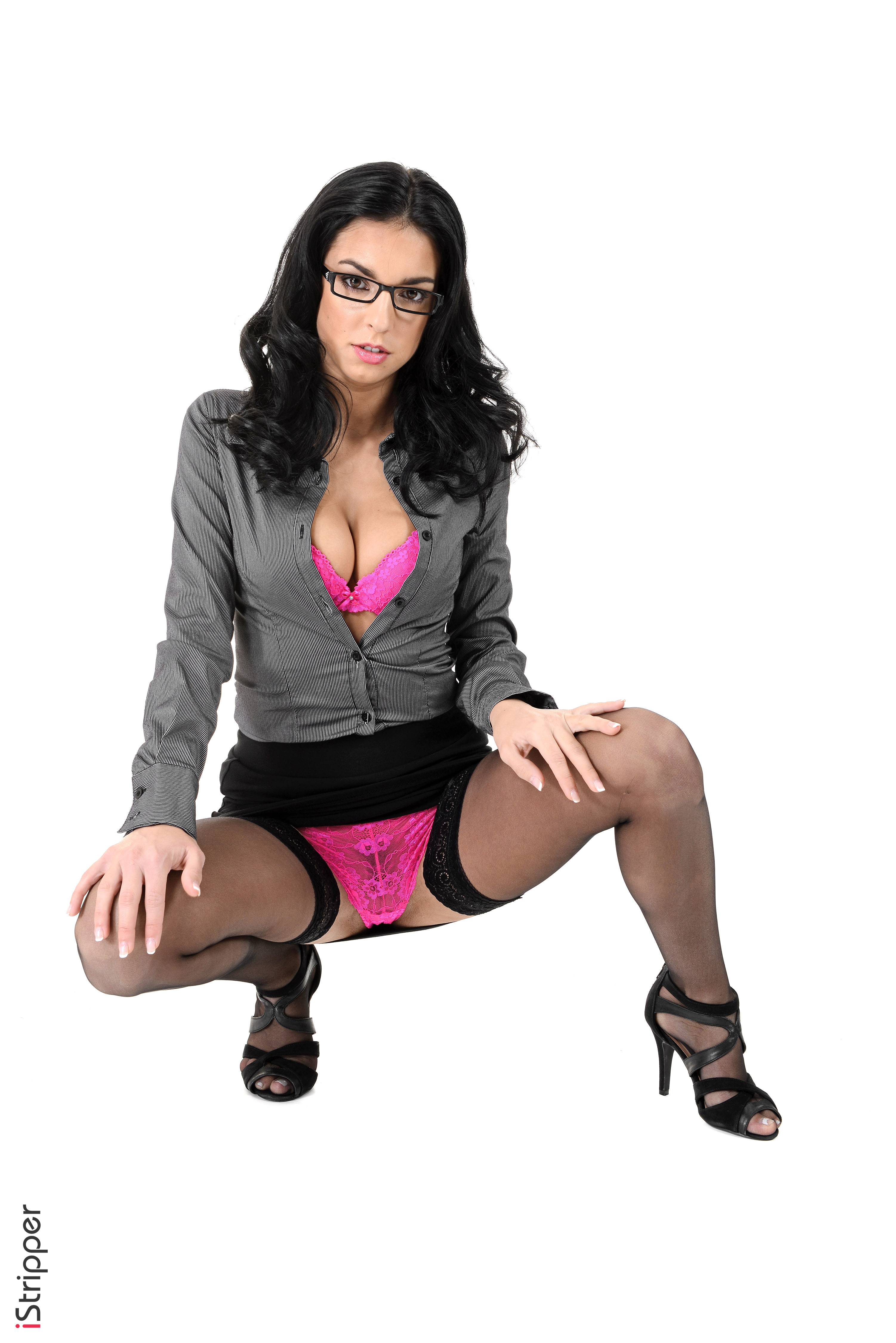 strip club girls stripping