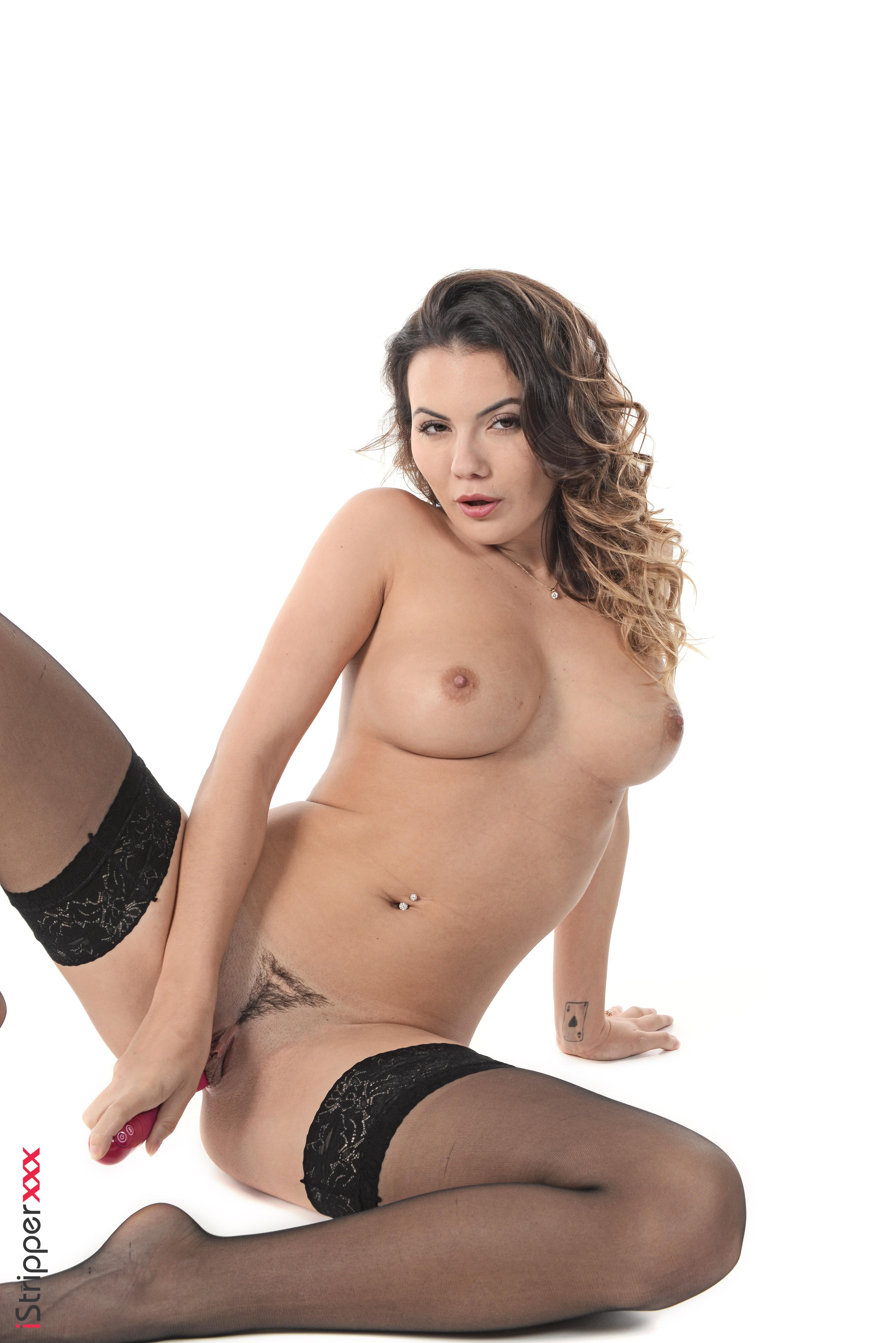 cute girls stripping
